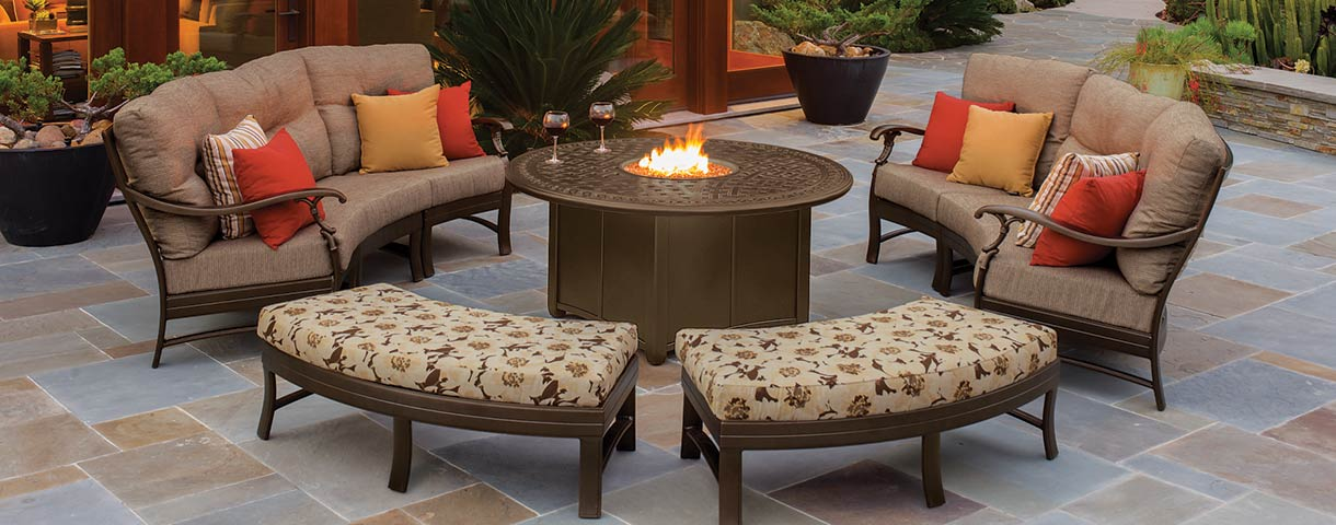 Patio Deck Amp Hearth Shop Outdoor Furniture Amp Fireplaces