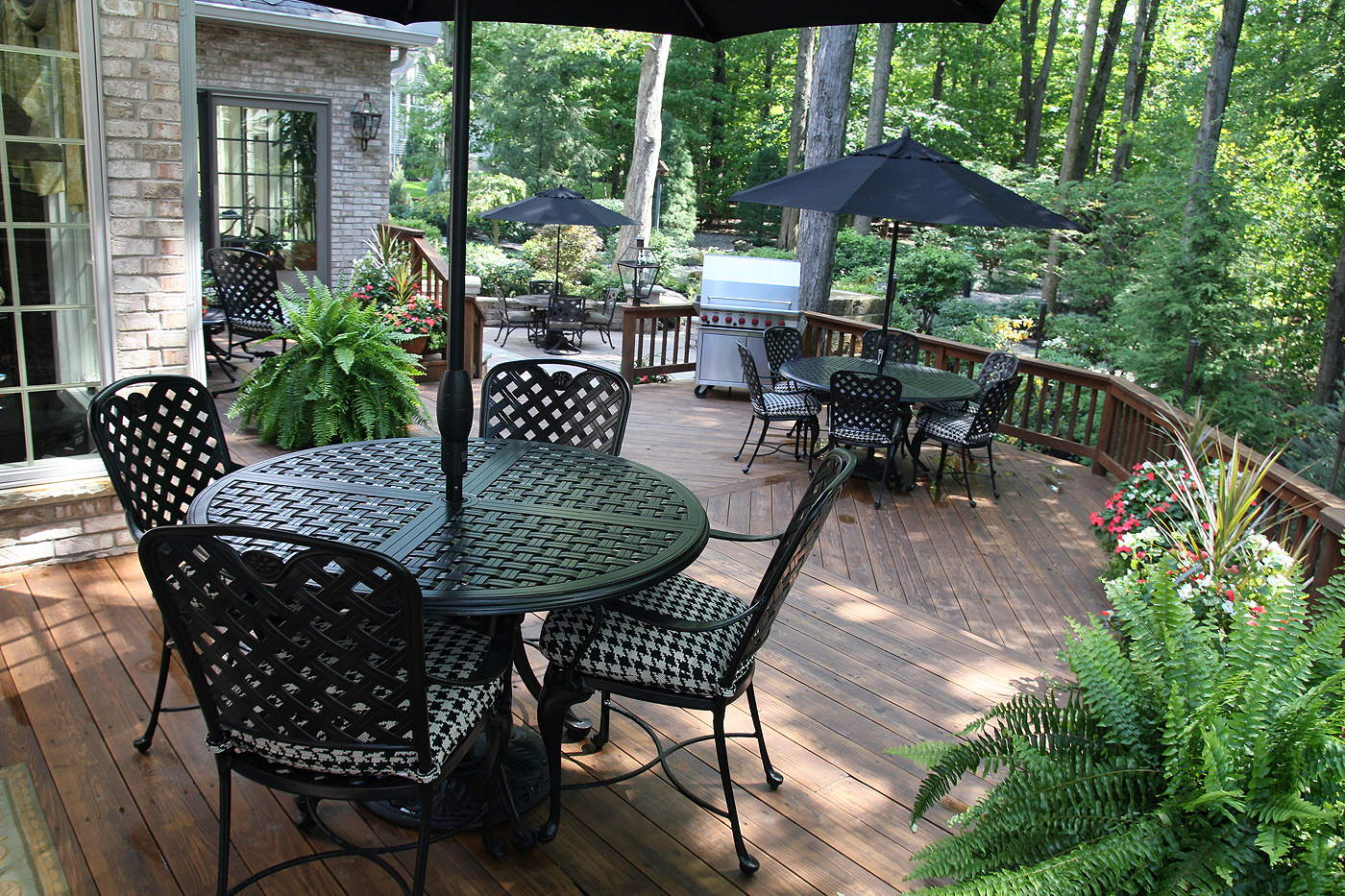 Beauty in bainbridge Home and hearth patio furniture