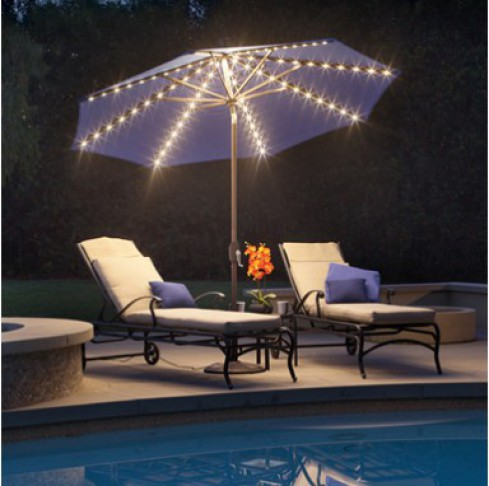 Starlight Umbrellas