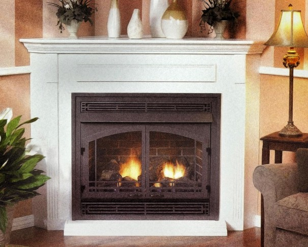 Vail Vent-Free Gas Fireplace