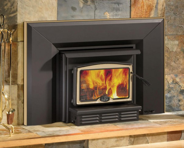 1100 Wood Burning Fireplace Insert