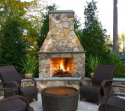 Standard Series - All Fuel Finished Fireplace (non-stock item / special order only)