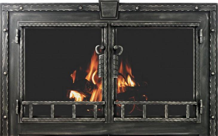 Blacksmith Door