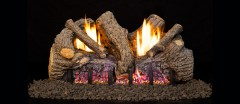 Foothill Oak Vent-Free Gas Logs