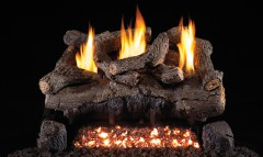 Evening Fyre Vent-Free Gas Logs