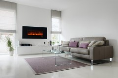 "CLX 2 Series 60"" Electric Fireplace"