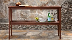 Opal Console Table