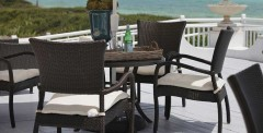 All-Weather Wicker Dining