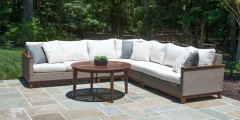 Coral Cushion Seating Collection